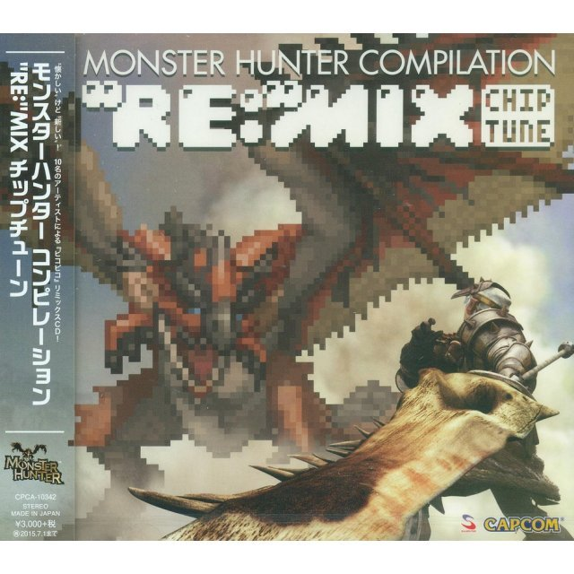 Monster Hunter Compilation 're: 'Mix Chiptune