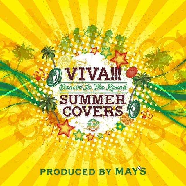 Viva Summer Covers - Dancin' In The Round [CD+DVD]