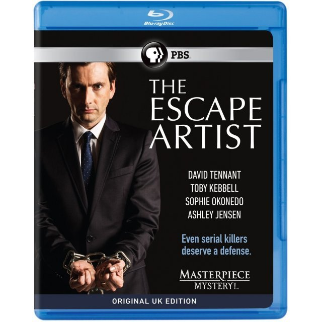 Masterpiece Mystery: The Escape Artist