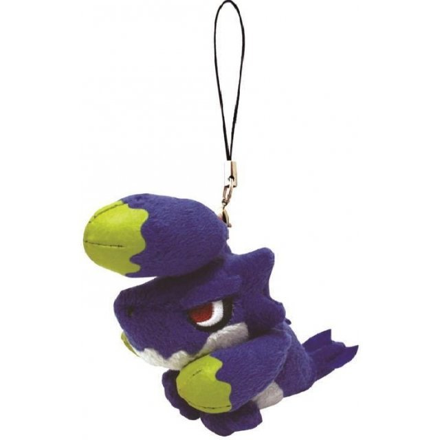 Monster Hunter Monster Mini Mascot Plush: Bracchidios (Re-run)