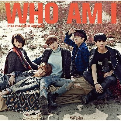 Who Am I Japanese Edition [CD+DVD]