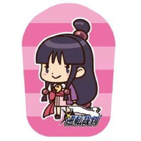 Ace Attorney Beads Cushion: Mayoi