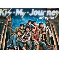 Kis My Journey [CD+DVD Limited Edition Type A]