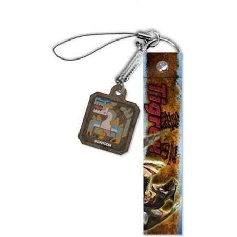 Monster Hunter 4 Strap: Tigrex