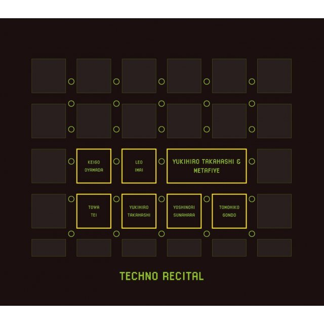 Techno Recital [Limited Edition]