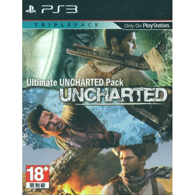 Ultimate Uncharted Pack (Chinese & English Sub)