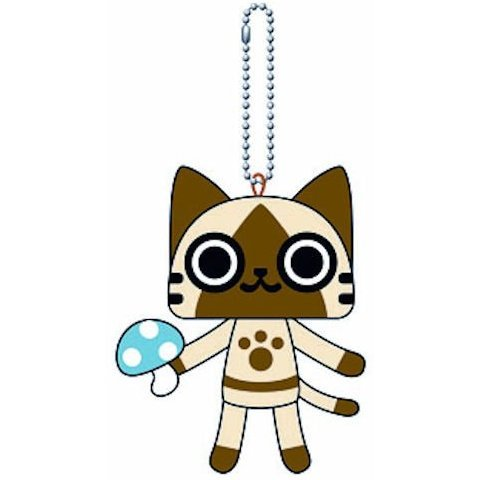 Airou Mini Plush Holder: Airou