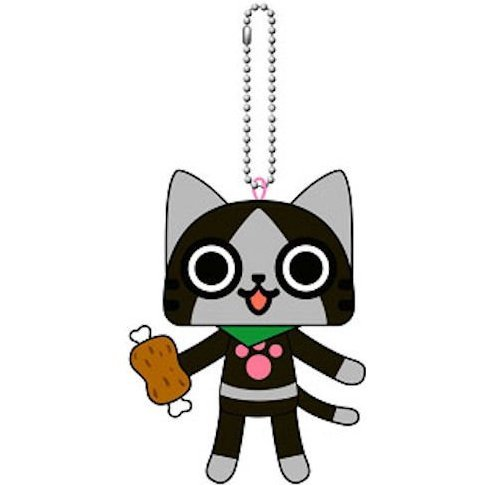 Airou Mini Plush Holder: Melaleu