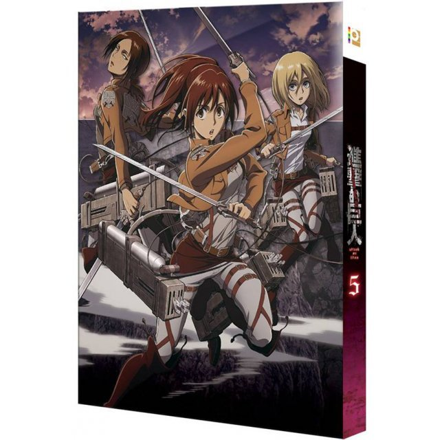Attack on Titan 5 [Limited Edition]