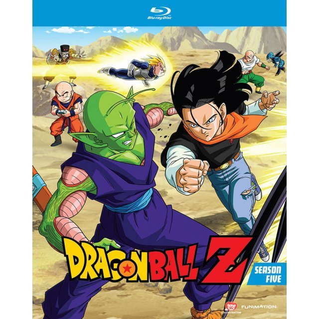 Dragon Ball Z (Season Five)