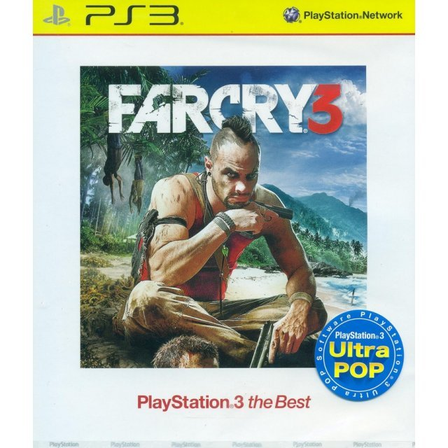 Far Cry 3 (Ultra Pop) (English)