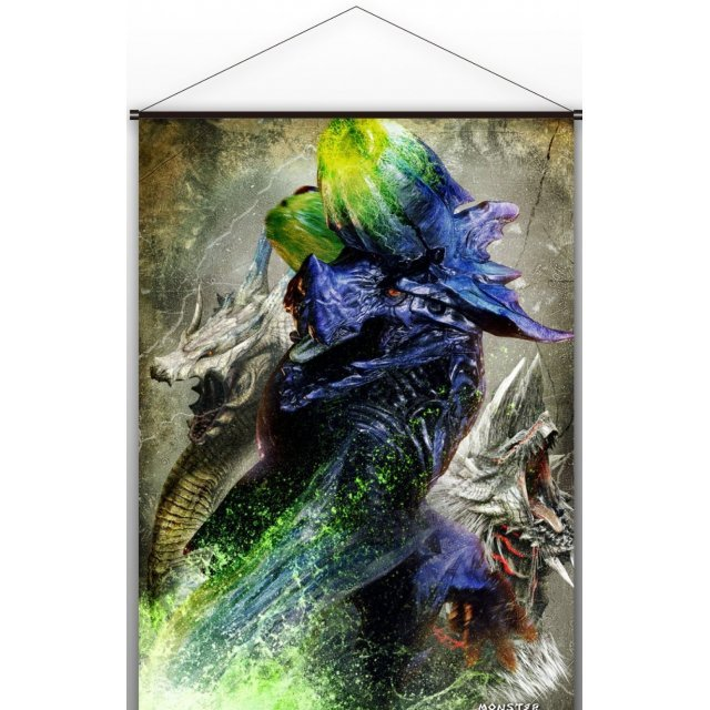 Monster Hunter Tapestry Agminate
