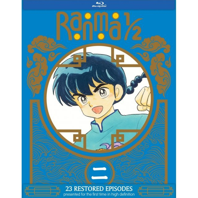 Ranma 1/2 (Season Two) [Limited Edition]