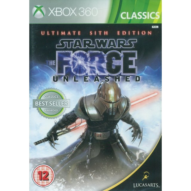Star Wars: The Force Unleashed - Ultimate Sith Edition (Classics)