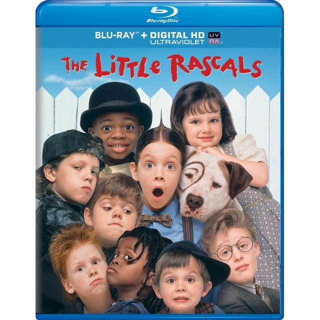 The Little Rascals [Blu-ray+Digital HD+UltraViolet]