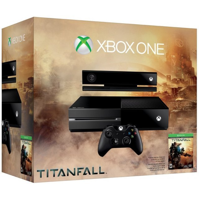Xbox One + Kinect Titanfall Edition