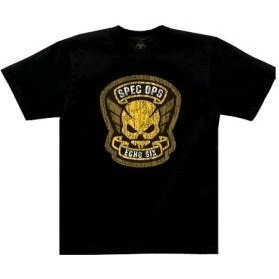 Biohazard Orc Spec Ops T-Shirt Black M