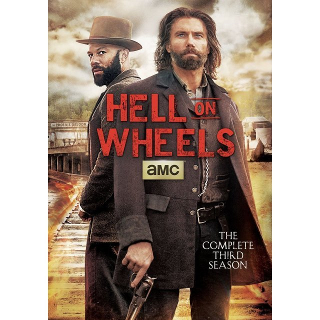 Hell On Wheels: The Complete Third Season