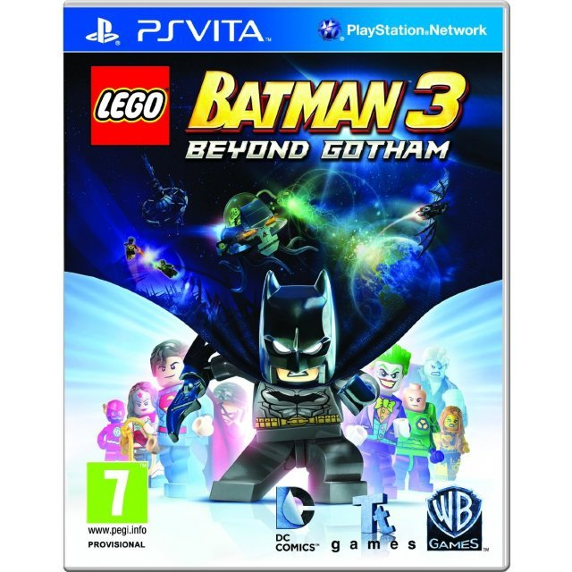 LEGO Batman 3: Beyond Gotham