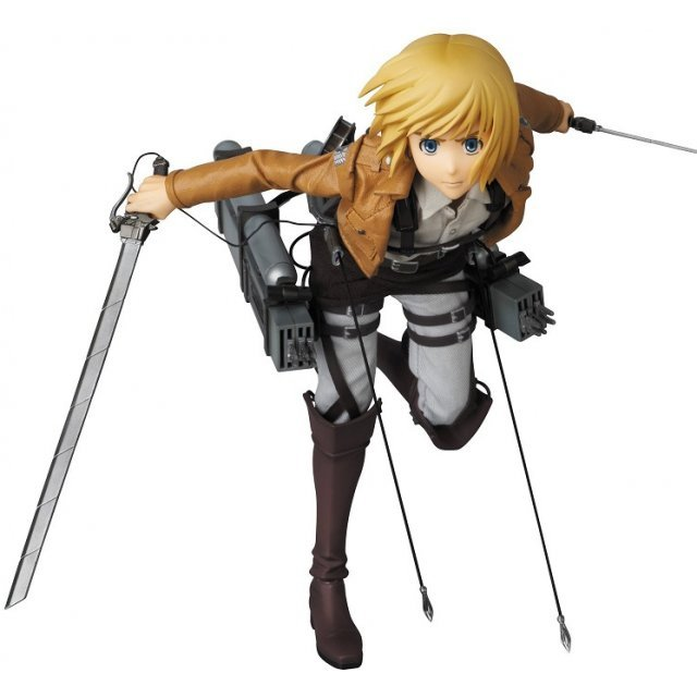 Real Action Heroes No. 676 Attack on Titan: Armin Arlert