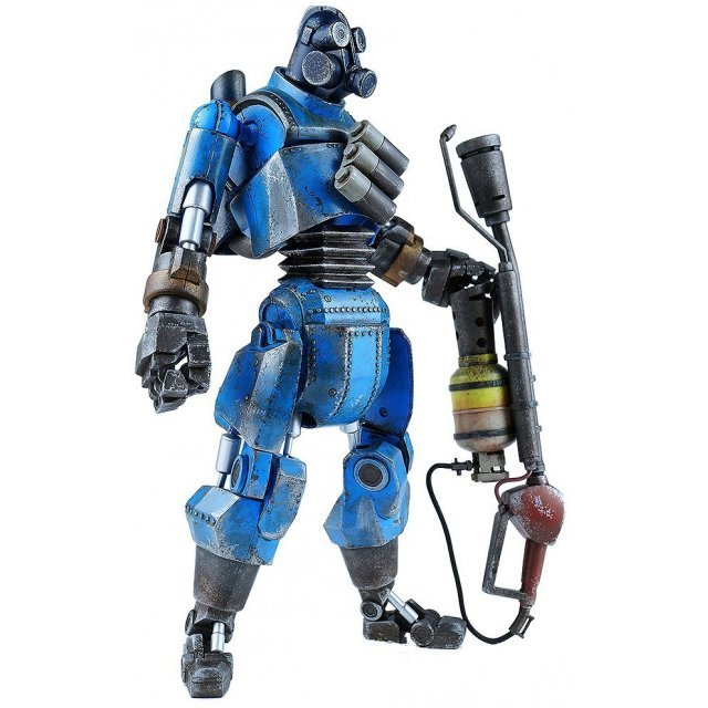 Team Fortress 2: Robot Pyro Blue