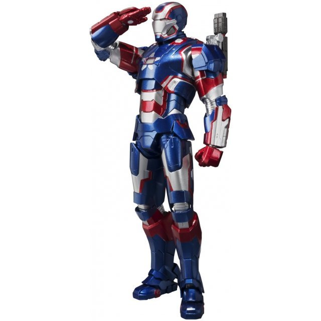 S.H.Figuarts Iron Man 3: Iron Patriot