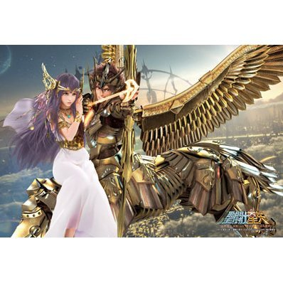 Saint Seiya Legend of Sanctuary Jigsaw Puzzle