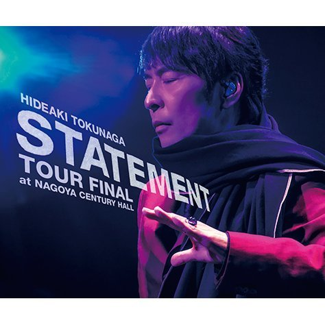 Statement Tour Final At Nagoya Century Hall [CD+DVD Limited Edition Type A]