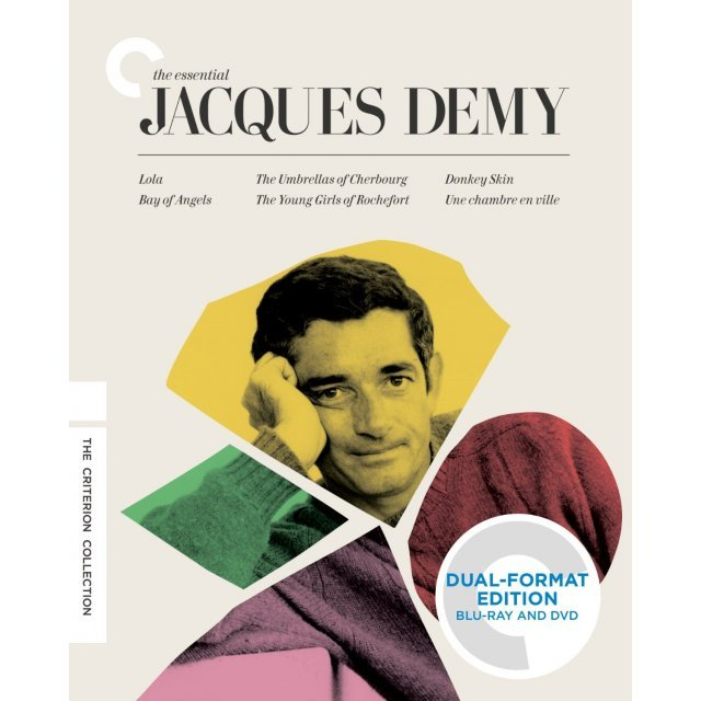 The Essential Jacques Demy [Blu-ray+DVD]