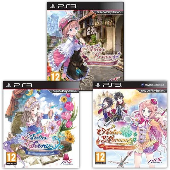 Atelier Bundle Vol. 1