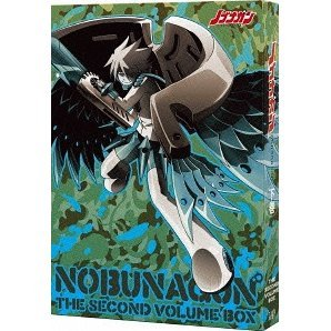 Nobunagan Dvd Box Part 2 of 2 [2DVD+CD]