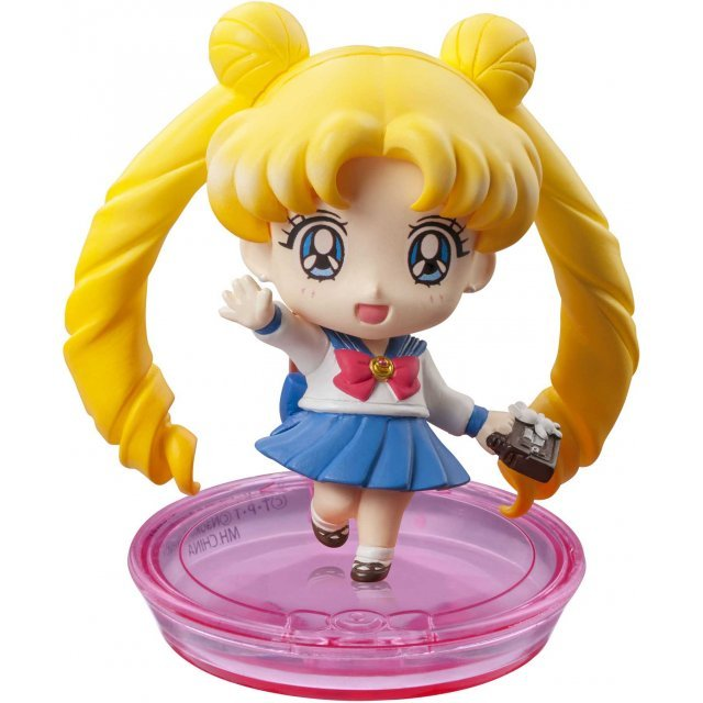 Petit Chara Series Sailor Moon: Petit School Life! (Set of 6 pieces)