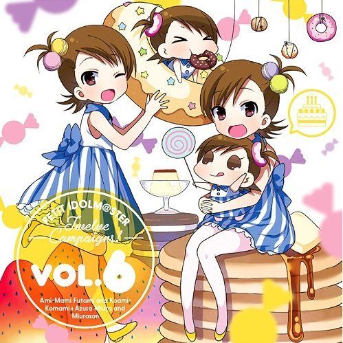 Petit Idolm@ster Twelve Campaigns Vol.6