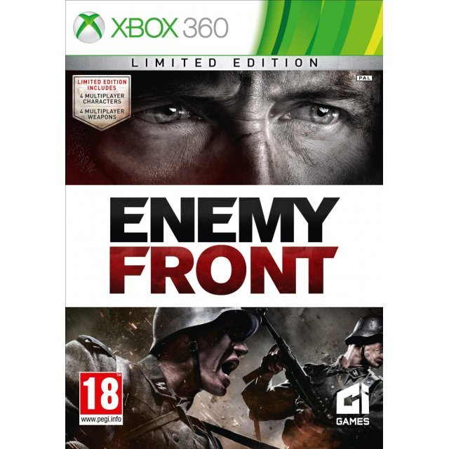 Enemy Front [Limited Edition]