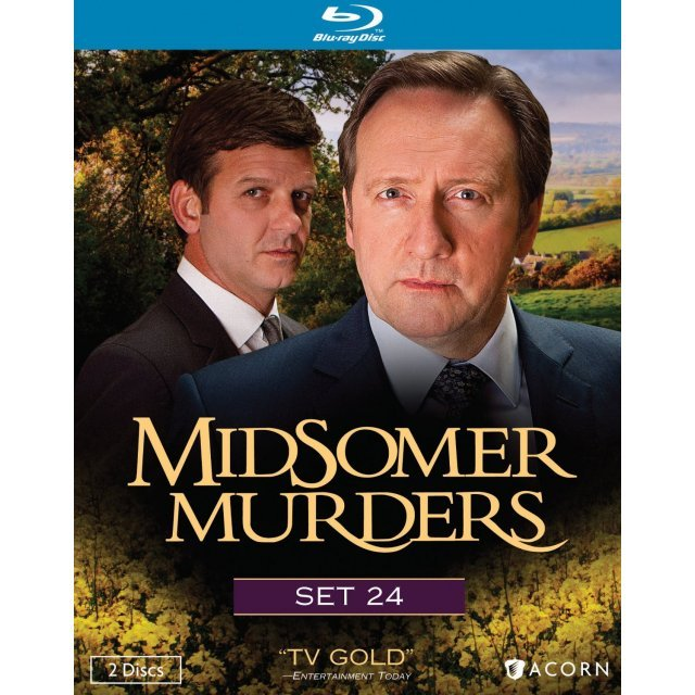 Midsomer Murders - Set 24
