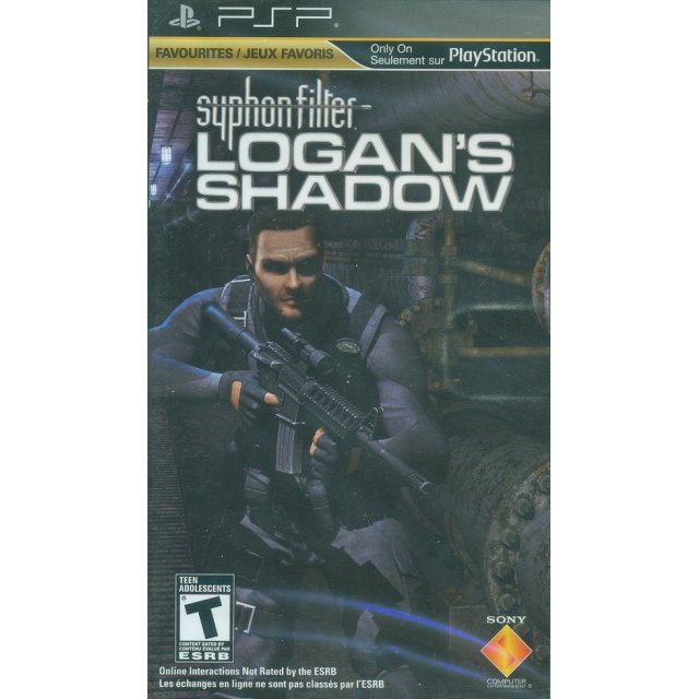 Syphon Filter: Logan's Shadow (Favourites)