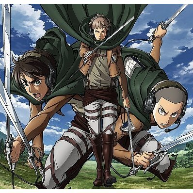 Attack On Titan Radio - Kaji To Shimono No Susume Denpa Heidan Vol.3 [CD+CD-ROM]