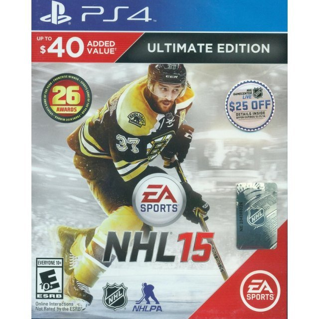 NHL 15 (Ultimate Edition)