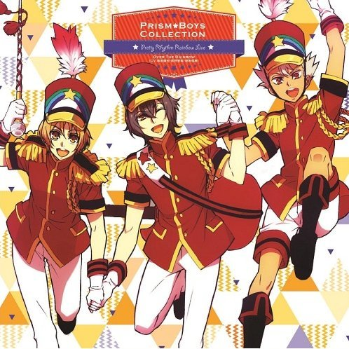 Pretty Rhythm - Rainbow Live Prism Boys Collection [CD+DVD]