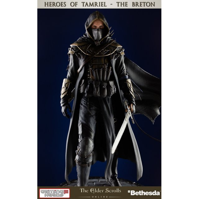 The Elder Scrolls Online Statue: Heroes of Tamriel - The Breton