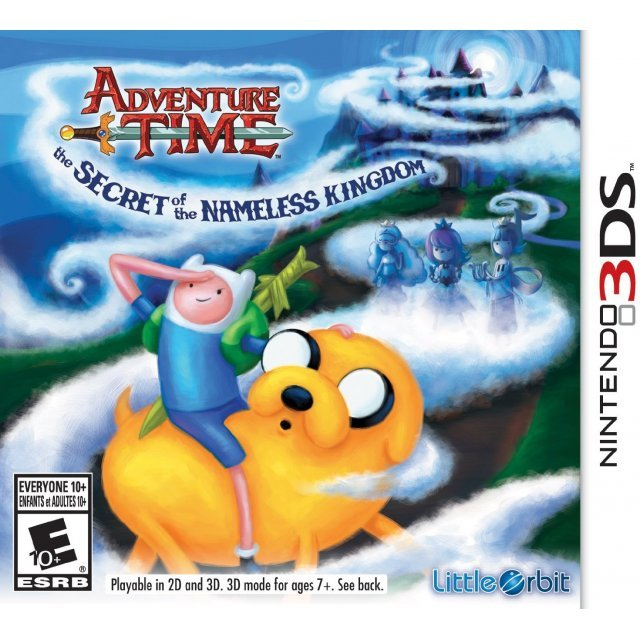 Adventure Time: Secret of the Nameless Kingdom