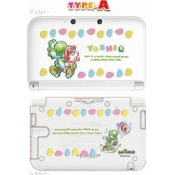 Body Cover for 3DS LL Yoshi's New Island (Type A)