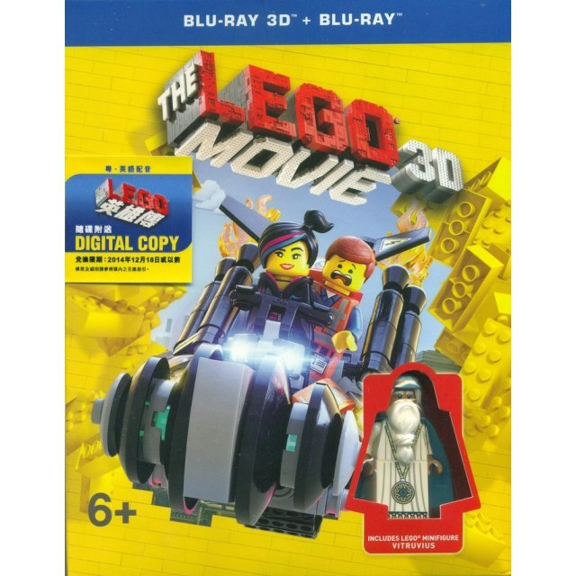 LEGO The Movie [2D+3D LEGO Mini Figure Edition]