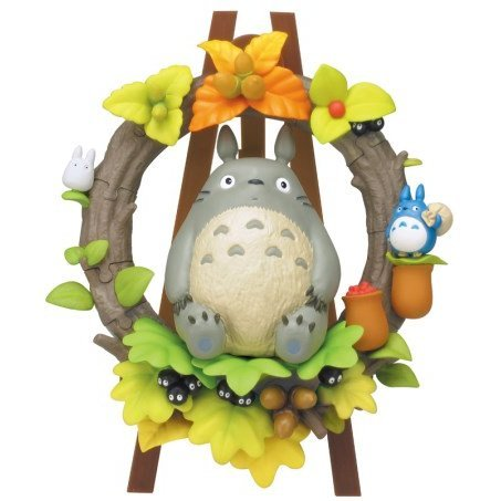My Neighbor Totoro Kumkum Puzzle: Lease of Forest