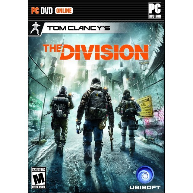 Tom Clancy's The Division (DVD-ROM)