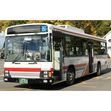 Japan Bus Collection JB019 Hokkaido Chuo Bus