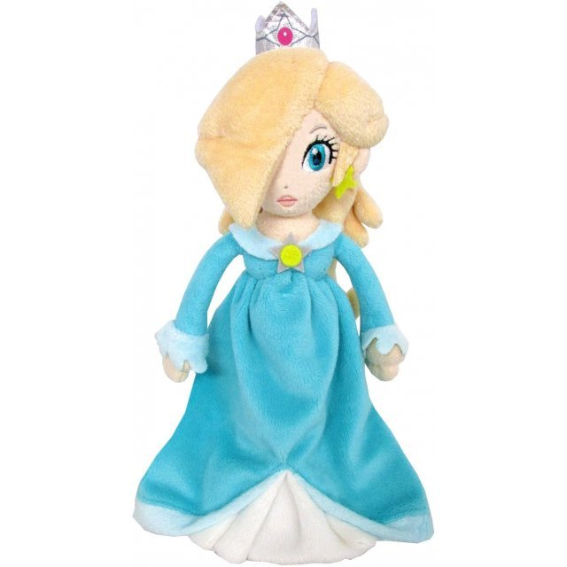 Super Mario Plush Doll: Princess Rosalina (Small)