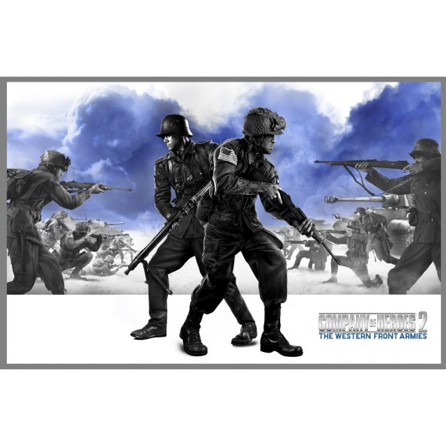 Company of Heroes 2: The Western Front Armies (Steam)