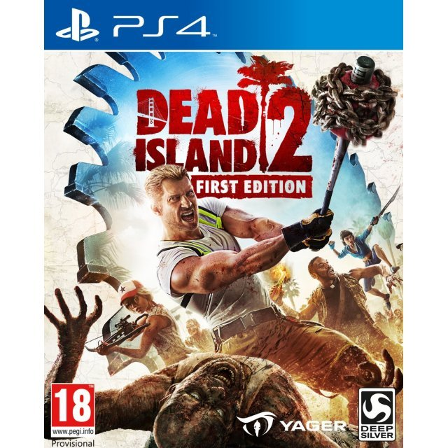 Dead Island 2 (First Edition)