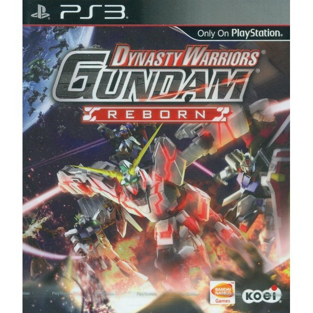 Dynasty Warriors: Gundam Reborn (English)